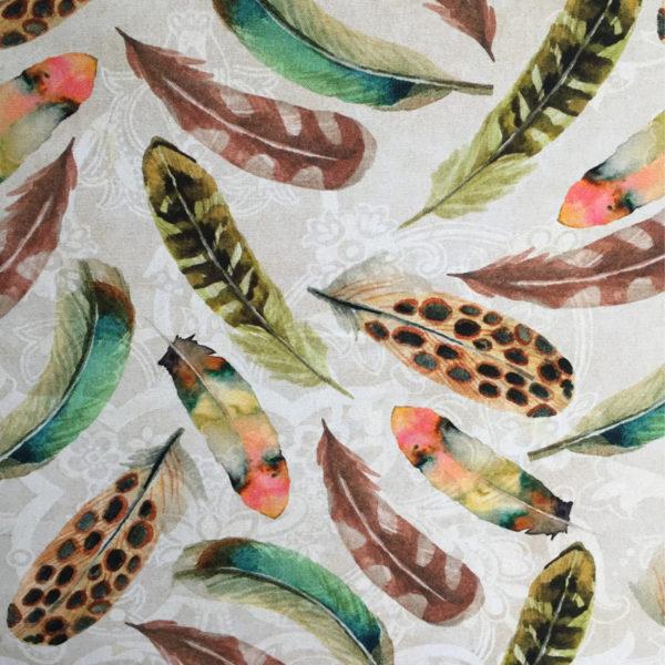 Idéal pour la confection de rideaux, nappe, fauteuil, canapé, coussin, accessoires de décoration, accessoire de mode (sac, pochette...), tenture murale