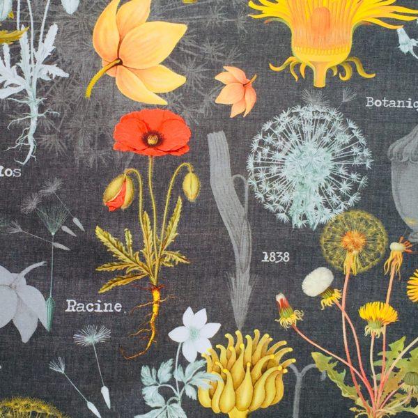 Idéal pour la confection de rideaux, fauteuils, canapés, coussins, accessoires de décoration et accessoires de mode (sacs, pochettes...)